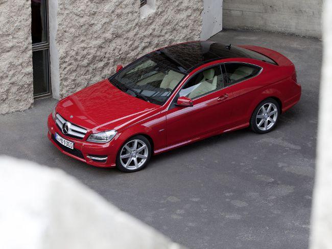 Mercedes-Benz C204 - 2011