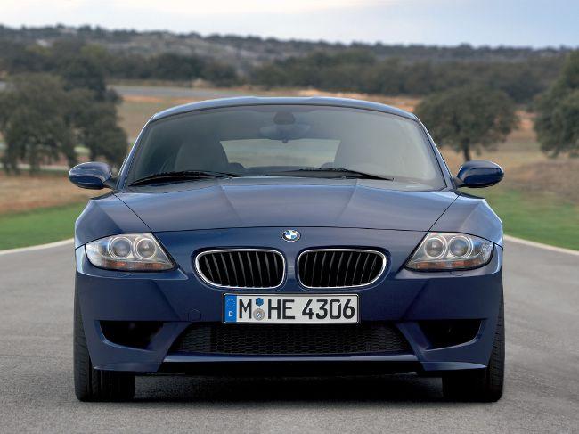 Купе BMW Z4 M E86
