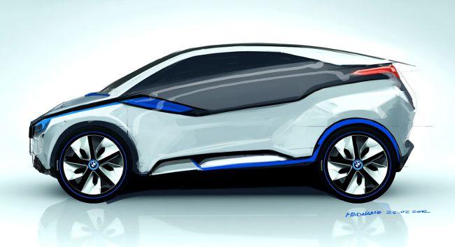 Проект BMW i4 - может быть реализован