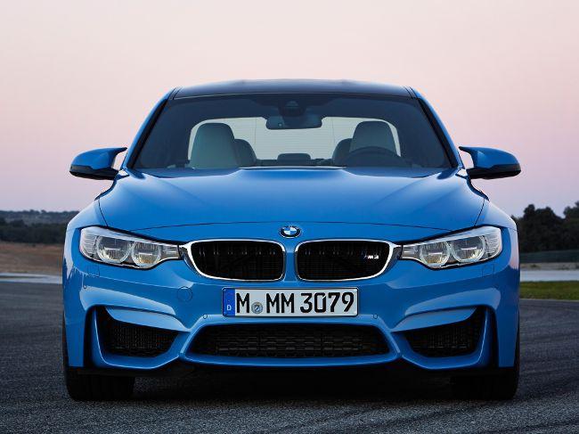 Фото BMW F80 - 3-е поколение седанов М3