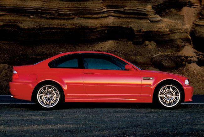 Фото BMW M3 E46 в кузове Coupe