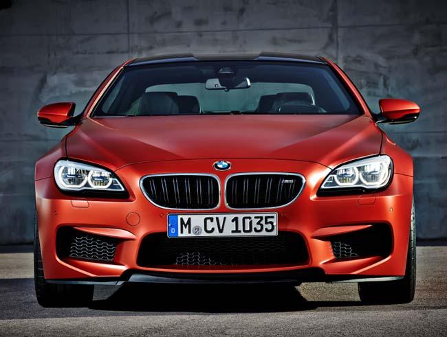 Фото BMW M6 Coupe LCI F13