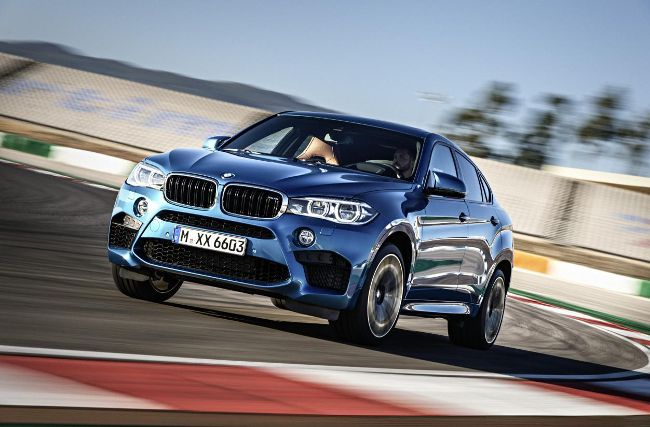 Фото BMW X5 M F86