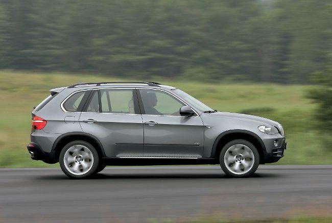 2-е поколение BMW X5 в кузове Е70