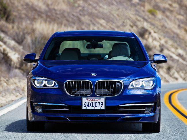 BMW Alpina B7 Bi-turbo будет заменять M7