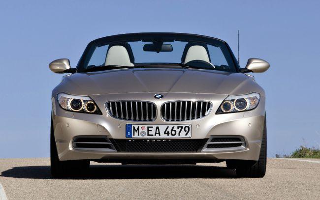 BMW E89 - родстер Z4 второго поколения