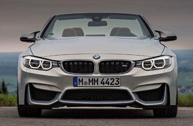 BMW F83 - 1-ый кабриолет серии M4