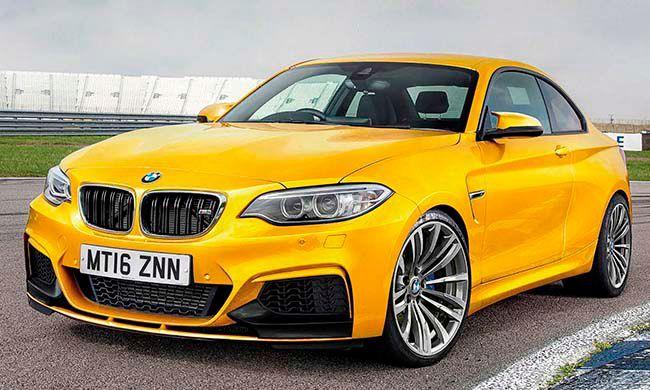 BMW M2 предполагаемая внешность от R.Varicak-Motor Forecast