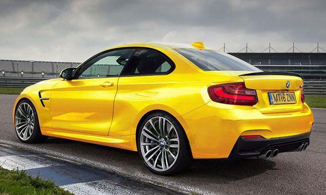 BMW M2 F87 - предполагаемая внешность от R.Varicak-Motor Forecast