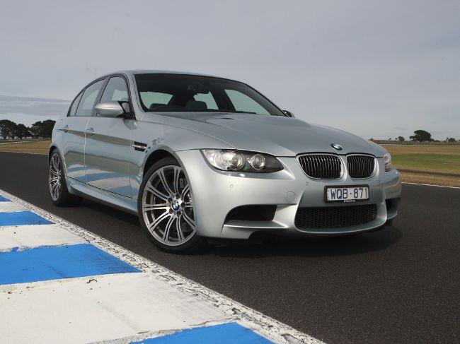BMW M3 E90 Sedan LCI