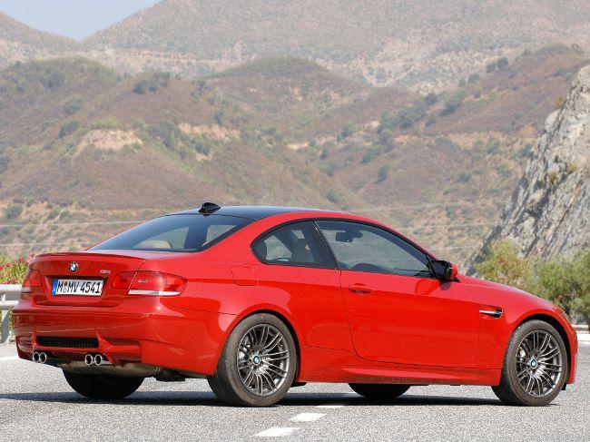 BMW M3 E92 в кузове купе
