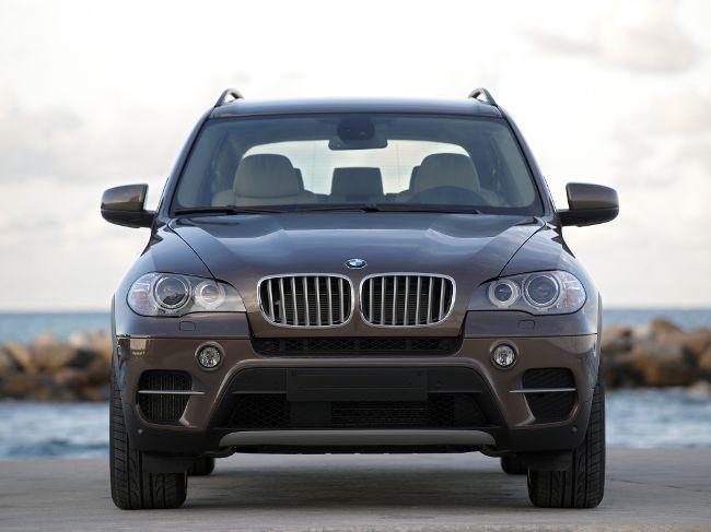 BMW X5 E70 LCI - обновления после фейслифтинга