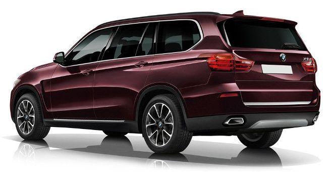 BMW X7 - премьера возможна в 2017 году