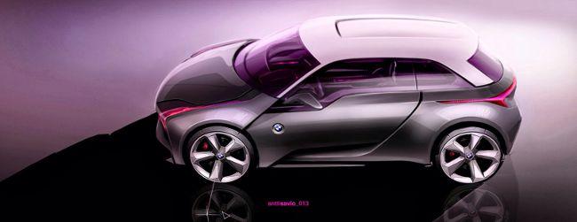 BMW i1 - компактный автомобиль для города
