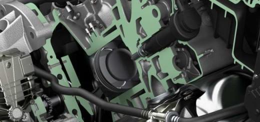 Engine BMW W20