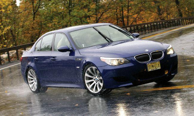 Photo BMW M5 E60S