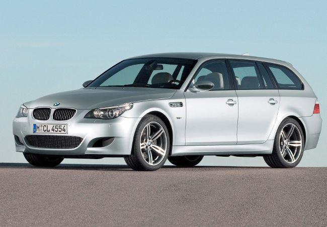 Photo BMW M5 Touring E61S