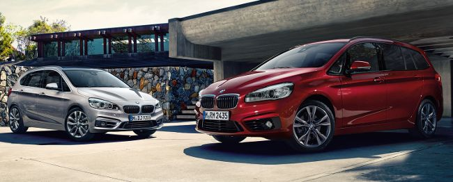 BMW F45 vs F46 Active