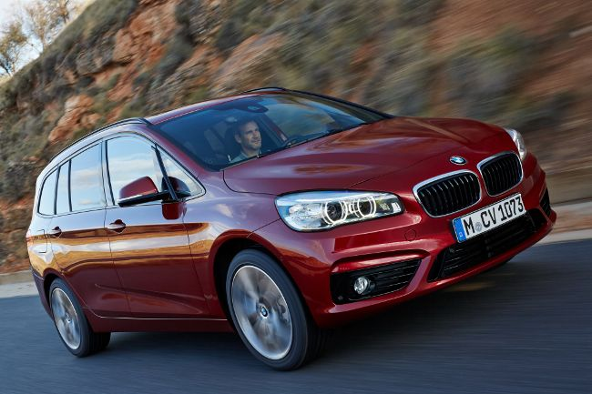 BMW Gran Tourer 2 Series F46