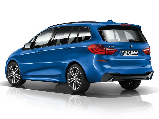 BMW Gran Tourer F46 2 Series M Sport Package
