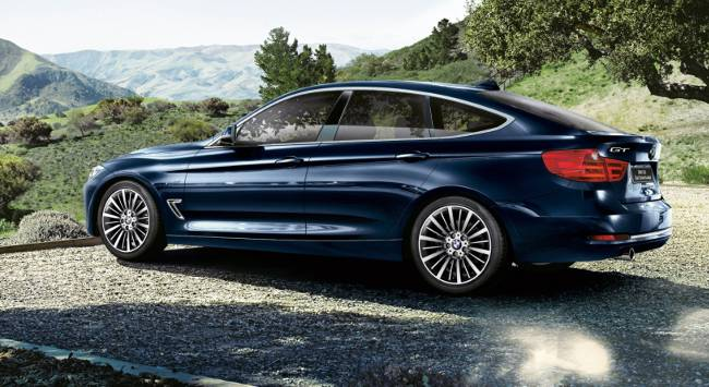 BMW 3GT F34 Luxury Lounge Edition Japan