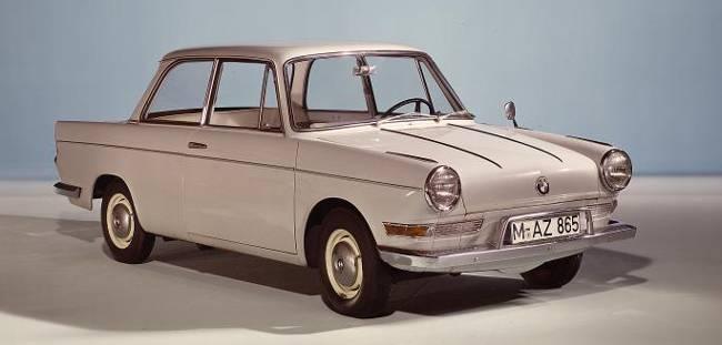BMW 700 - последователь легендарной Изетта и 600