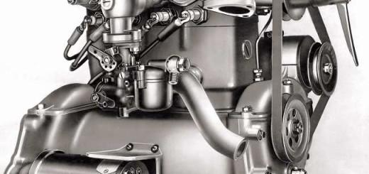 Engine BMW M68 - motoren Dixi