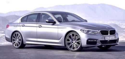 Характеристики и двигатели BMW G30