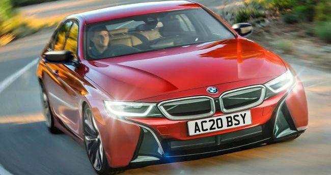 BMW G20 3 серии - предварительное фото