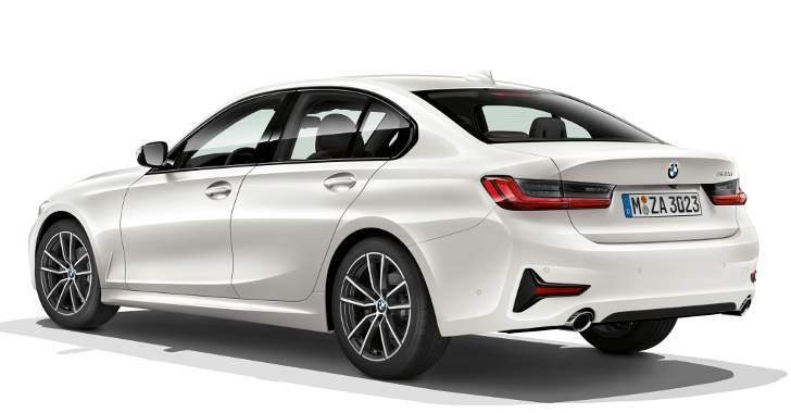 BMW G20 - базовая версия