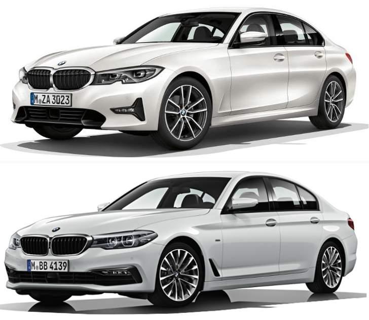 BMW G20 vs G30 - Sport Line