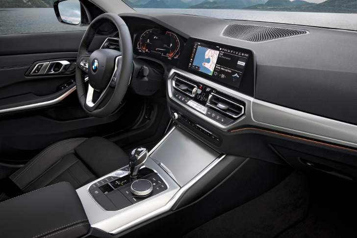 Interior BMW G20 3 Series 2019