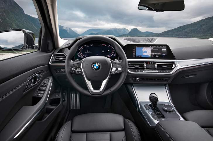 Torpedo BMW G20 3 Series 2019