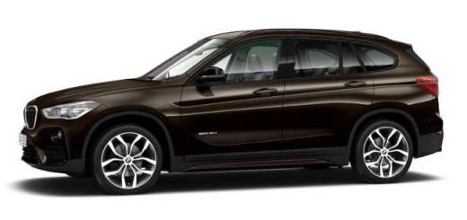 BMW X1 xDrive25d F48 c пакетом XLine - ттх - фото