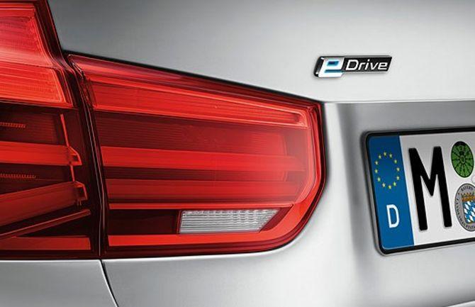 Задняя оптика BMW 330E F30 3 Series
