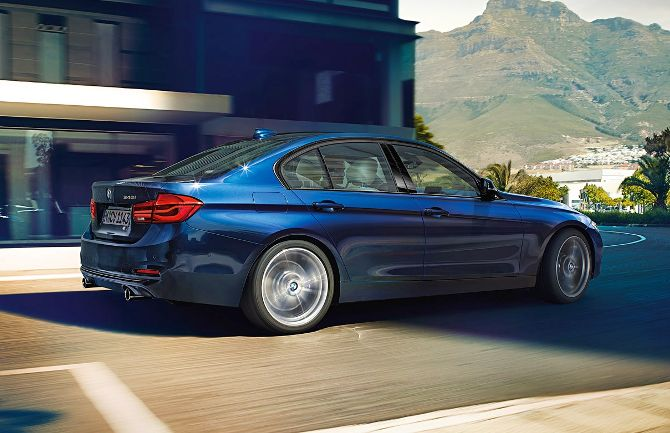 Фото BMW 340i F30 LCI 3 Series