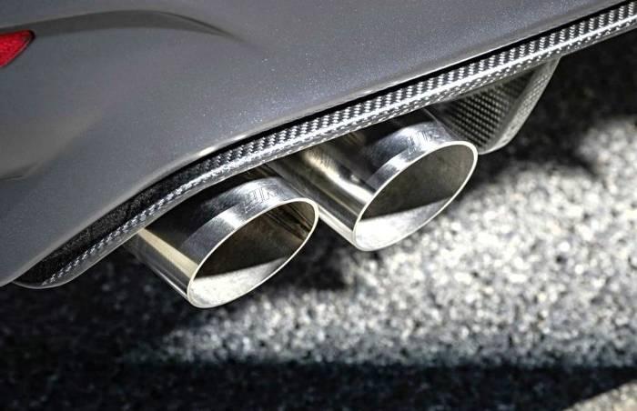 Выхлопная труба BMW M4 GTS F82