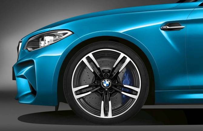 Диск BMW M2 F87
