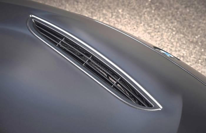 Капот BMW M4 GTS F82