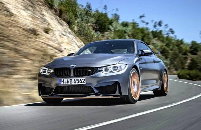 Картинка BMW M4 GTS F82