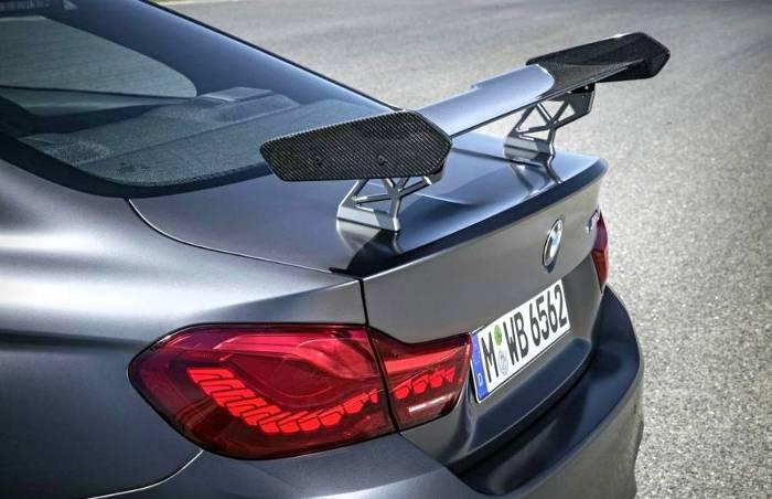 Спойлер BMW M4 GTS F82