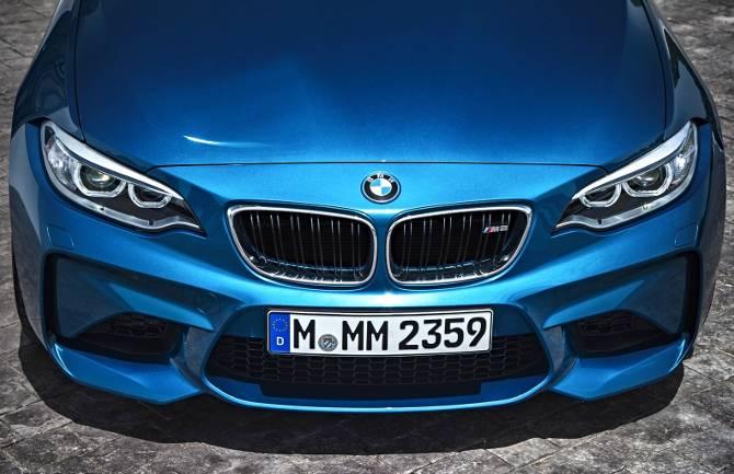 Спортивный обвес BMW M2 F87