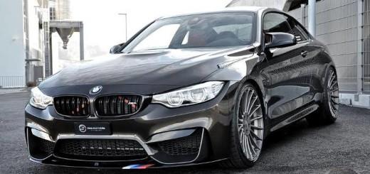 Тюнинг BMW M4 F82 в Pyrite Brown DS Automobiles