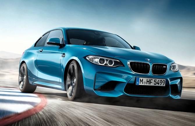 Фото BMW M2 F87