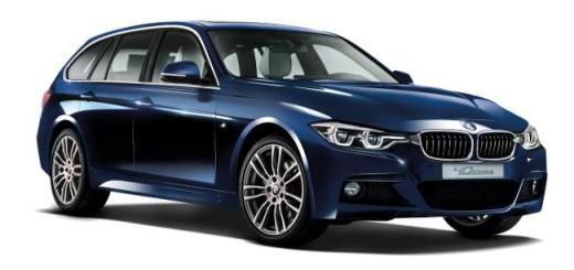 BMW F31 40 Years Edition для Италии - мини