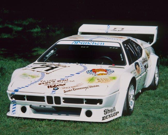 BMW M1 Munchner Wirte - история в картинках