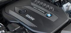 Двигатели БМВ 7 серии