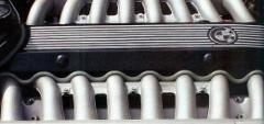 Двигатели БМВ E32