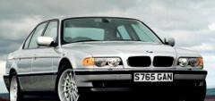 Фото BMW Е38
