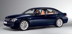 Фото BMW Е65